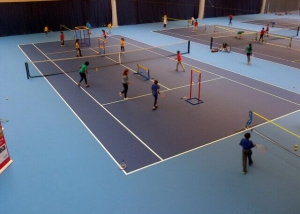Lee Valley Tennis Centre