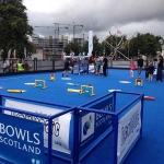 2-14_07_31 Come and join us on the main stage area in Glasgow Green for some fun bowls action!